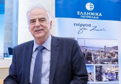 Τσoτσορός: Σχεδιάζεται νέο businness plan για τα ΕΛΠΕ με 1 δισ EBITDA - Καμία νύξη για την πώληση του 51%