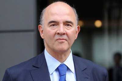 Moscovici: Η Ελλάδα έχει ισχυρό ταμειακό απόθεμα - Θα διευκολύνει την πορεία για χρηματοδότησή της από τις αγορές