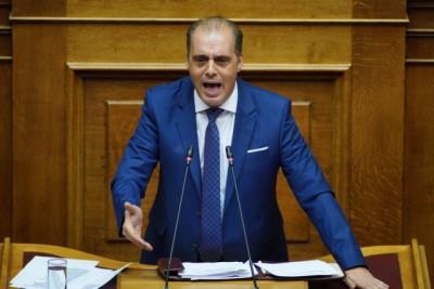Βελόπουλος: Κάνετε εκπτώσεις στην κυριαρχία της χώρας  - Υψώνετε φοβική σημαία απέναντι στην Τουρκία