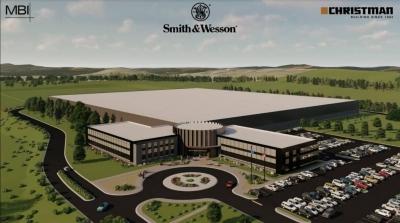 Η Smith & Wesson αλλάζει έδρα