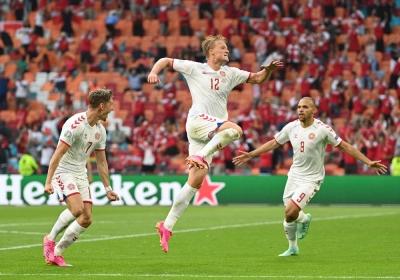 EURO 2020, Ουαλία – Δανία 0-4: Το τρένο των Δανών συνεχίζει, με επόμενη στάση το Μπακού!