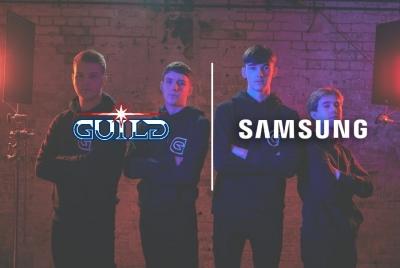 Samsung: Συνεχίζει να δραστηριοποιείται στον ηλεκτρονικό αθλητισμό ανακοινώνοντας τη συνεργασία της με τη Guild Esports (video)