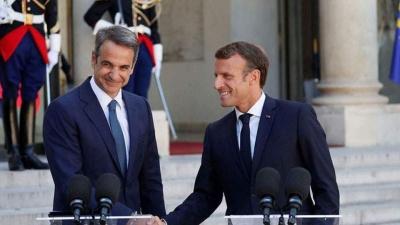 «Κλειδώνει» η επίσκεψη Macron στην Ελλάδα για την 25η Μαρτίου - H τηλεδιάσκεψη με Erdogan