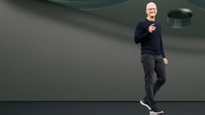 Apple: Τζίρος αξίας 643 δισ. δολ. το 2020 μέσω των εφαρμογών στο App Store