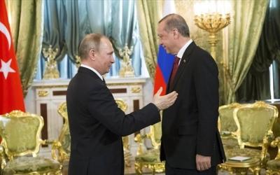Putin και Erdogan συζήτησαν την αντιμετώπιση της τρομοκρατίας και διακίνησης ναρκωτικών στο Αφγανιστάν