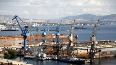 Συμφωνία μετ' εμποδίων για τα Ναυπηγεία Ελευσίνας - Το 20% Ταβουλάρη στην ONEX έναντι 1 ευρώ