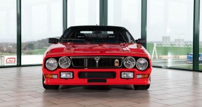 Στο σφυρί το πρωτότυπο της εμβληματικής Lancia 037