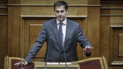 Θεοχάρης (υπ. Τουρισμού): Θα ανοίξουμε 14 Μαΐου, να συνταχθεί με την κυβέρνηση ο ΣΥΡΙΖΑ