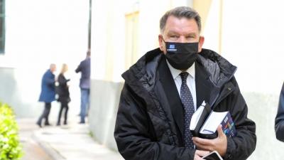 Κούγιας για υπόθεση Λιγνάδη: «Παράνομη συνεργασία της ανακρίτριας με τους ψευδομηνυτές»
