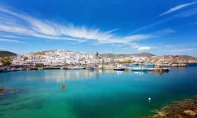 Υψηλές επιδόσεις για τον τουρισμό της Πάρου τον Αύγουστο