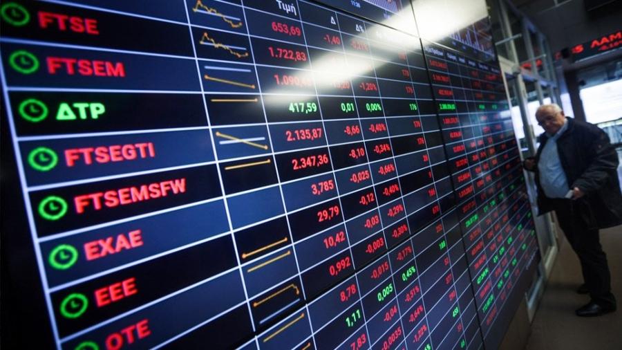 Λίγο μετά το άνοιγμα του ΧΑ – Πιέσεις σε τράπεζες – Αναστολή διαπραγμάτευσης για Αττικής