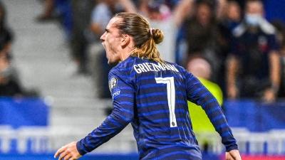 Γαλλία – Φινλανδία 2-0: Εντυπωσιακός Γκριεζμάν, δεύτερο γκολ στην βραδιά! (video)