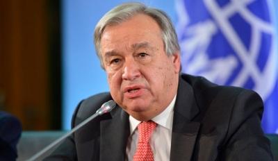 Guterres (OHE): Ο κόσμος έχει ανάγκη από ένα παγκόσμιο σχέδιο εμβολιασμού