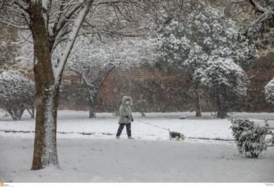 Κλειστά τη Δευτέρα (18/1) τα σχολεία στη Δ. Μακεδονία λόγω κακοκαιρίας
