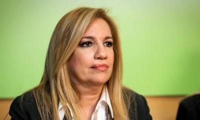 Γεννηματά (KINAΛ): Ο κ. Μητσοτάκης έχει την κύρια ευθύνη για την κατάσταση με τους εμβολιασμούς