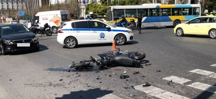 ΕΛΑΣ: Προανάκριση για το τροχαίο στο οποίο ενεπλάκη ο αστυνομικός της Μπακογιάννη
