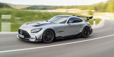 Mercedes-AMG GT Black Series με νέο ισχυρότερο V8 και 730 άλογα
