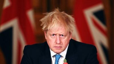 Προς νέο σκληρό lockdown η Μ. Βρετανία – Johnson: Έρχονται πολύ δύσκολες εβδομάδες
