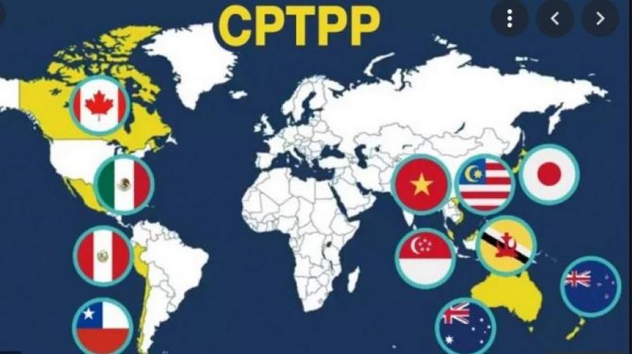 Η Βρετανία αρχίζει διαπραγματεύσεις για συμμετοχή σε εμπορική συμφωνία στην περιοχή του Ειρηνικού