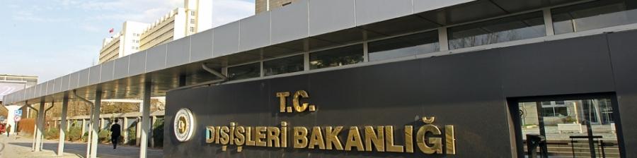 Τουρκικό ΥΠΕΞ: Καταδίκη της απόφασης του Συμβουλίου Ασφαλείας για τα Βαρώσια – «Μαύρη προπαγάνδα» Ελλήνων και Ελληνοκυπρίων
