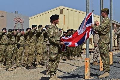 Η Βρετανία θα αποσύρει σχεδόν το σύνολο των Βρετανών στρατιωτών από το Αφγανιστάν