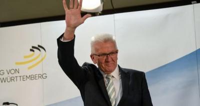 Γερμανία: Κυβερνητική συμφωνία CDU και Πρασίνων στη Βάδη - Βυρτεμβέργη