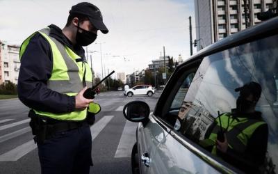 «Βροχή» και την Κυριακή (30/5) τα πρόστιμα για τα περιοριστικά μέτρα - Επτά συλλήψεις