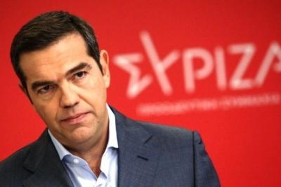 Τσίπρας: Ο κ. Μητσοτάκης εκχωρεί τη ΔΕΗ μέσα σε βαθιά ενεργειακή κρίση - Οι πολίτες θα πληρώσουν το μάρμαρο