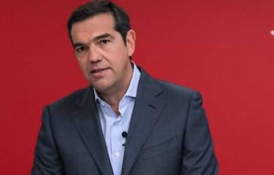 ΣΥΡΙΖΑ: Η κυβέρνηση στήνει τεχνητό σκηνικό έντασης – Τη Δευτέρα 16/11 επαφές Τσίπρα με αρχηγούς της αντιπολίτευσης