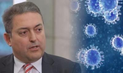 Βασιλακόπουλος: Οι εισαγωγές στα νοσοκομεία αυξάνονται – Τα πάρτι έφεραν «έκρηξη» κρουσμάτων Covid