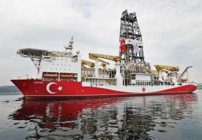 «Παιχνίδια» της Τουρκίας με το γεωτρύπανο Yavuz - Παραμένει στην κυπριακή ΑΟΖ