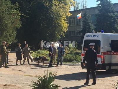 Φοιτητής ο δράστης του μακελειού στην Κριμαία -Τουλάχιστον 18 νεκροί, 50 τραυματίες σε κολέγιο - Putin: Αναζητούμε το κίνητρο
