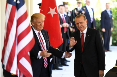 Τηλεφωνική επικοινωνία Erdogan με Trump - Στο επίκεντρο Λιβύη και Συρία