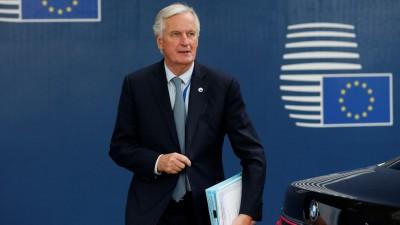 Barnier (EE): Υπό προϋποθέσεις η πρόσβαση της Βρετανίας στην αγορά της ΕΕ