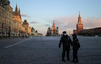 Μίνι – lockdown στη Μόσχα για να αντιμετωπιστεί η εκτόξευση κρουσμάτων Covid