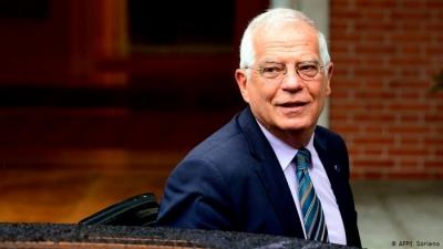 Borrell (EE): Αδιαμφισβήτητη η προοπτική ένταξης της Βόρειας Μακεδονίας στην ΕΕ