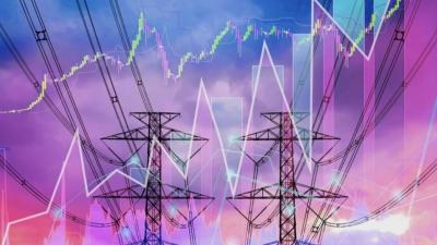 Άνοδος τιμής στη χονδρική ρεύματος λόγω ισχυρής ζήτησης και πτώσης παραγωγής των ΑΠΕ