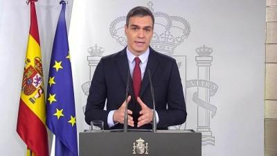 Sanchez: Η Ισπανία ανοίγει ξανά τα σύνορά της αλλά παραμένει «ευάλωτη» στον κορωνοϊό